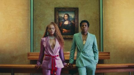 Beyoncé and Jay-Z release 'Everything is Love' album plus 'Apes**t' music video