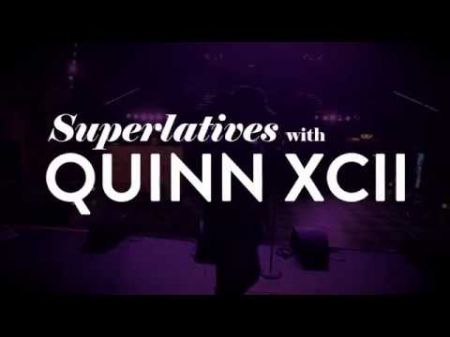 Watch: Quinn XCII recounts performance highs and lows on AXS Superlatives