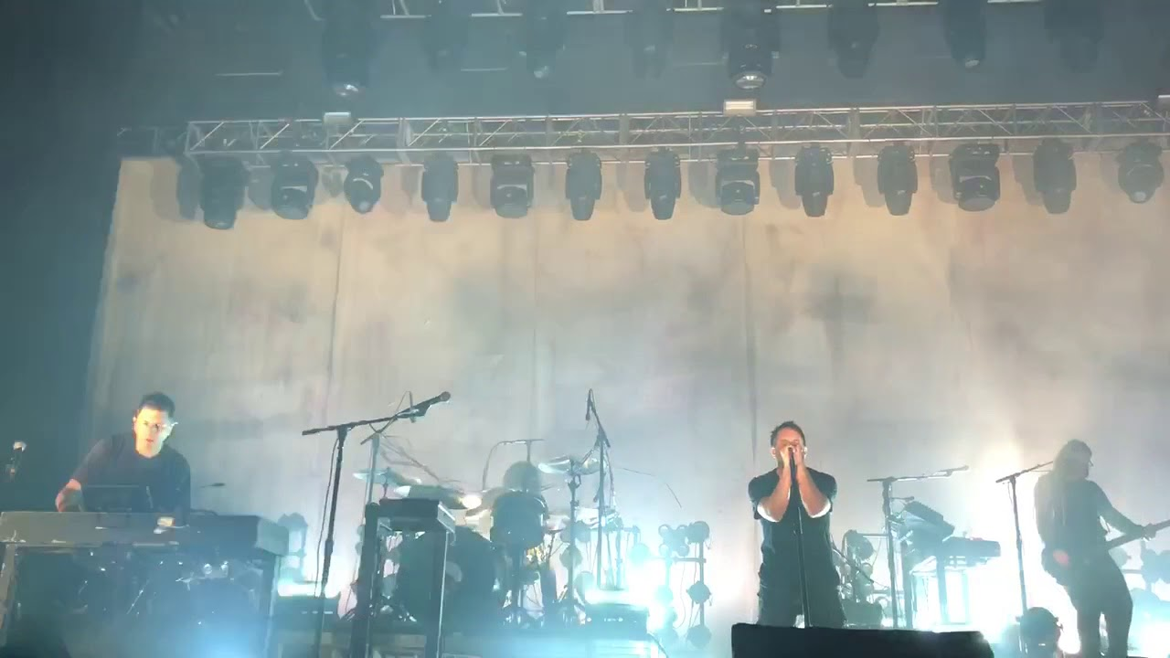 Watch: Nine Inch Nails cover Joy Division and unveil new song at Las Vegas show