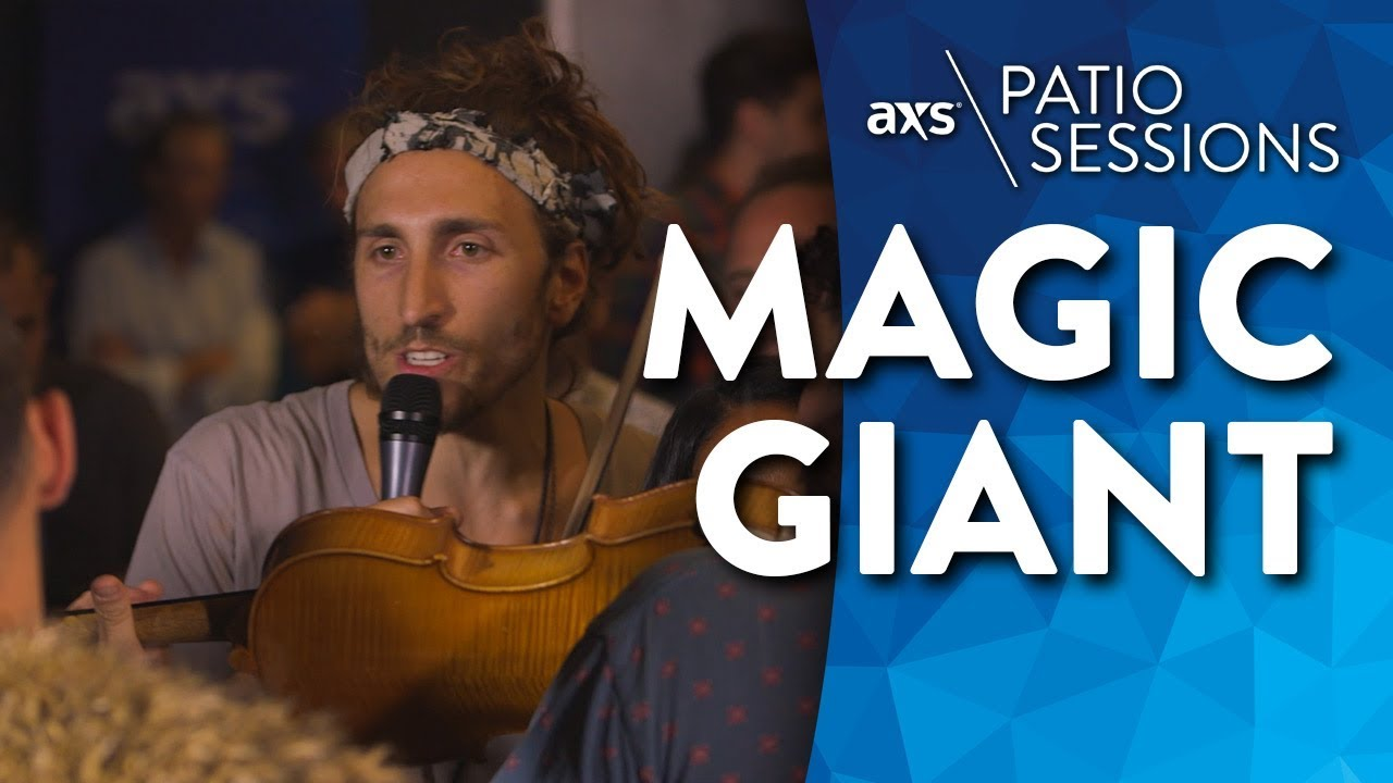 Win a pair of tickets to Magic Giant at the Fonda Theatre in LA