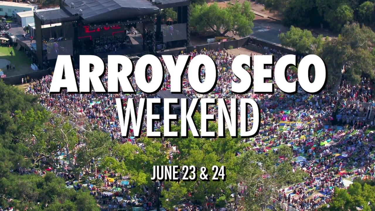 Arroyo Seco Music Festival 2020.Arroyo Seco Weekend Serves Up Tasty Cocktails To Beat The