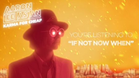 Listen: Aaron Lee Tasjan shares honest new single, 'If Not Now When,' announces album, 'Karma For Cheap'