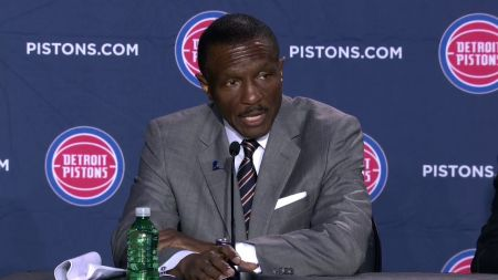 Dwane Casey optimistic about new Pistons team