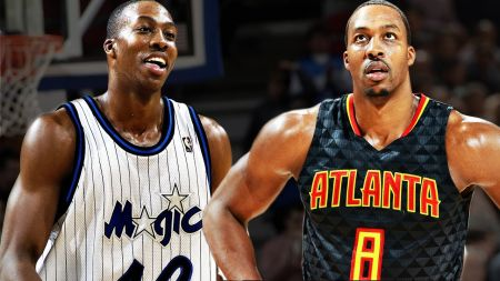 Top 5 landing spots for Dwight Howard