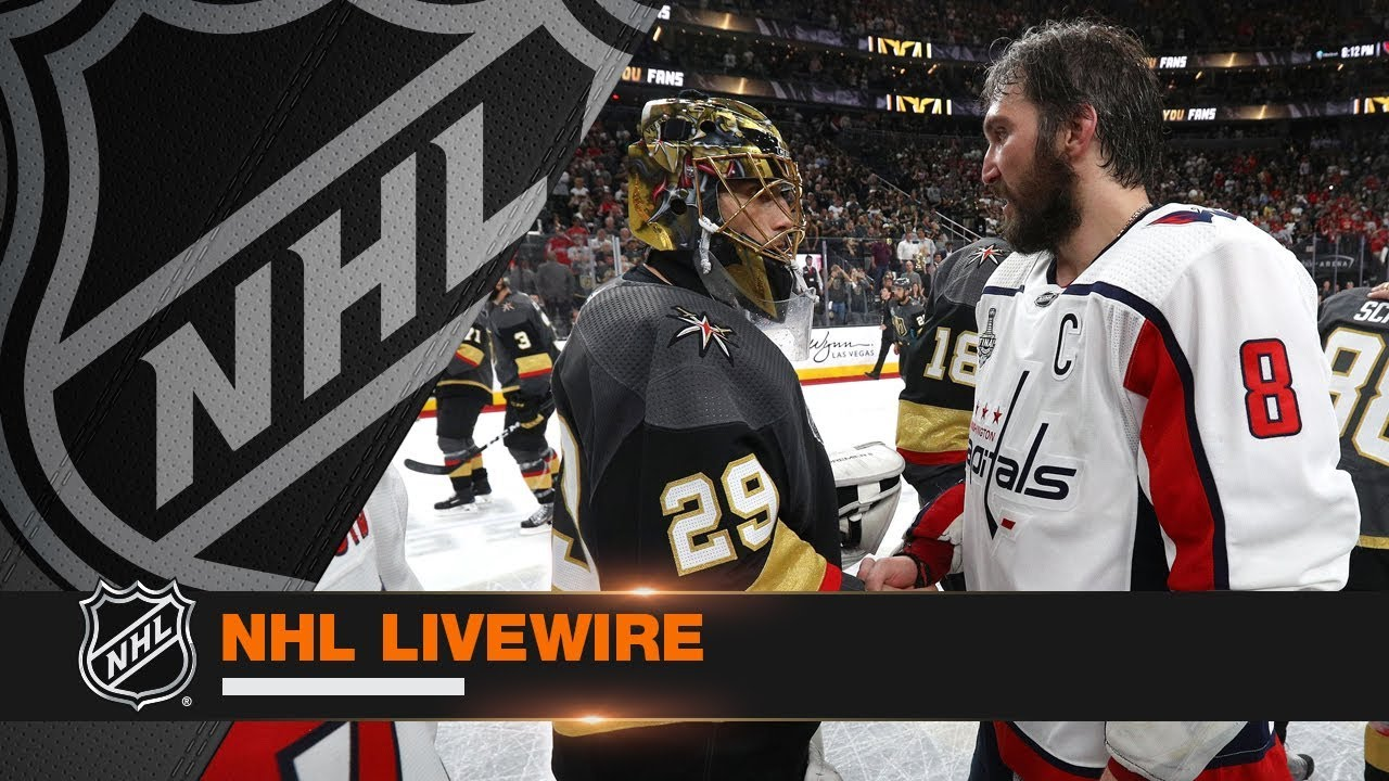 Vegas announces 2018-2019 NHL schedule, and it's home heavy