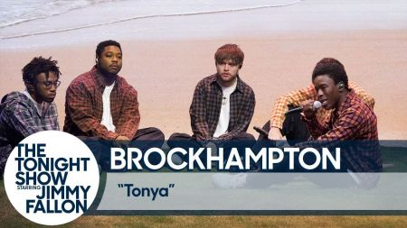 BROCKHAMPTON release new song 'Tonya' and announce upcoming album 'the best years of our lives'