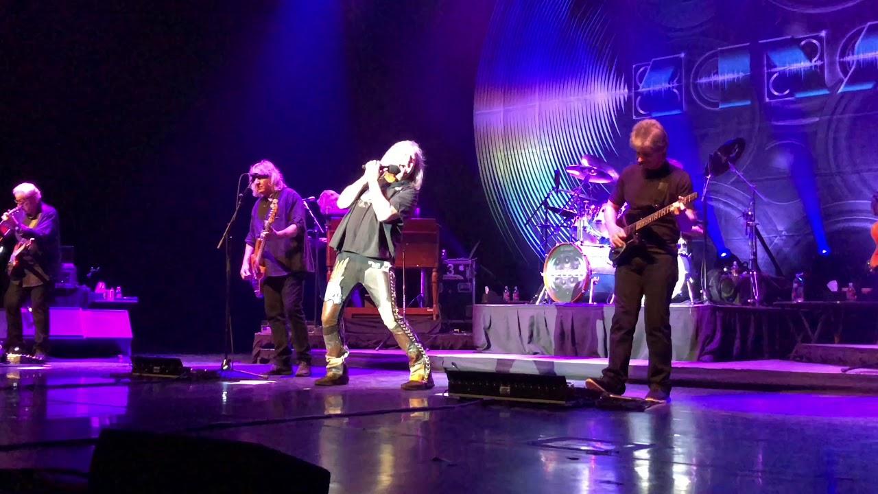 Kansas set to perform at City National Grove this fall