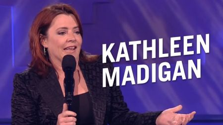 Kathleen Madigan brings Boxed Wine and Bigfoot to City National Grove of Anaheim