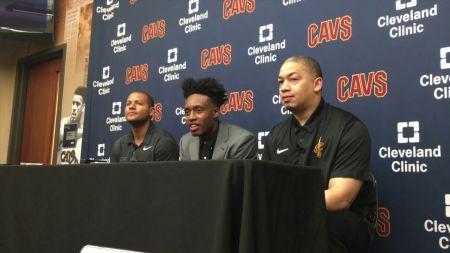 Cleveland Cavaliers anticipate bright future with Collin Sexton