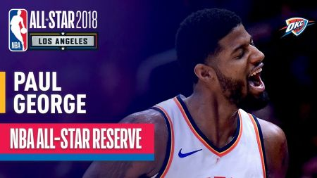 official photos 9ccbc 6edf3 Billboards look to bring Paul George to Los Angeles Lakers - AXS