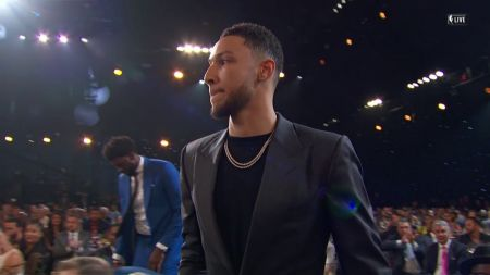 Ben Simmons wins NBA Rookie of the Year Award