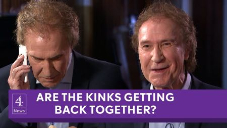 The Kinks supposedly reuniting for first album in 25 years according to Ray Davies