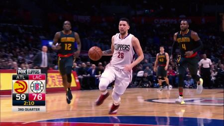 LA Clippers deal Austin Rivers to Washington Wizards