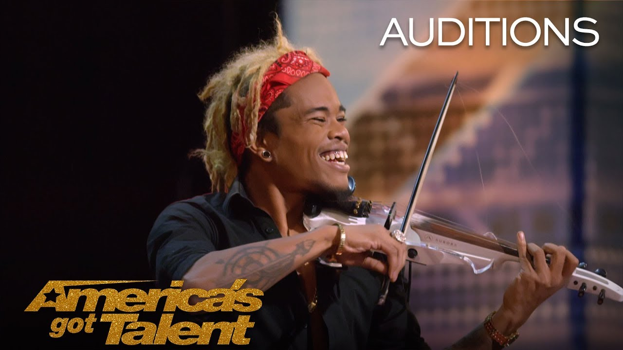 'America's Got Talent' season 13, episode 5 recap: A jump roper, 2 singers and a violinist stun crowd