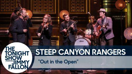 Interview: Steep Canyon Ranger's Graham Sharp talks new album, Steve Martin friendship and Asheville's music scene