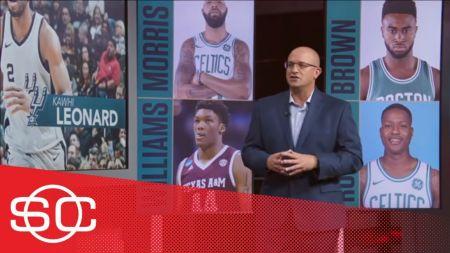 Los Angeles Lakers, Boston Celtics trying to acquire Kawhi Leonard
