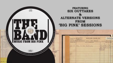 The Band's 'Music From Big Pink' gets 50th anniversary remixed and expanded reissues
