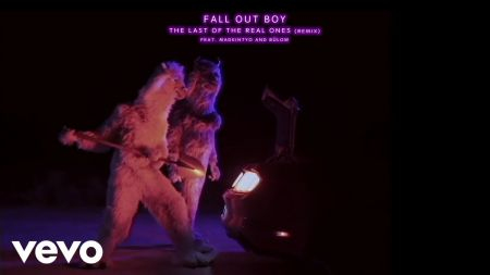 Fall Out Boy and Machine Gun Kelly bring M.A.N.I.A. tour to MGM Grand Garden Arena