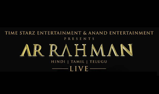 AR Rahman tickets at Infinite Energy Arena in Duluth