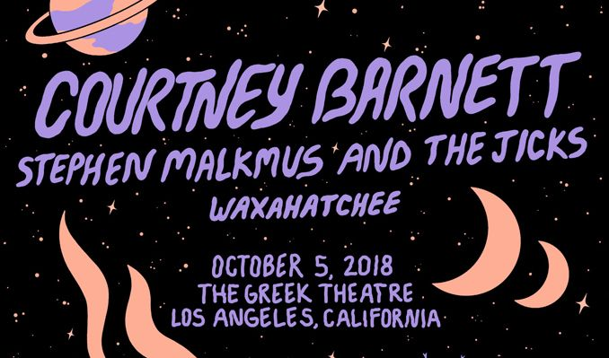 Courtney barnett tickets in los angeles at the greek theatre on fri courtney barnett tickets at the greek theatre in los angeles stopboris Image collections