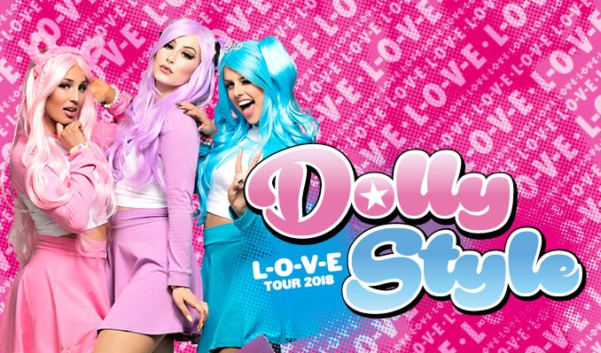 Dolly Style L-O-V-E Tour 2018 tickets at ANNEXET/Stockholm Live in Stockholm