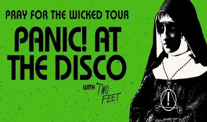 Vip packages panic at the disco tickets at sprint center in kansas city m4hsunfo