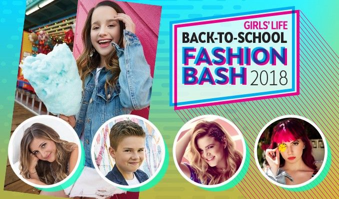 Girls' Life Fashion Bash tickets at Rams Head Live! in Baltimore