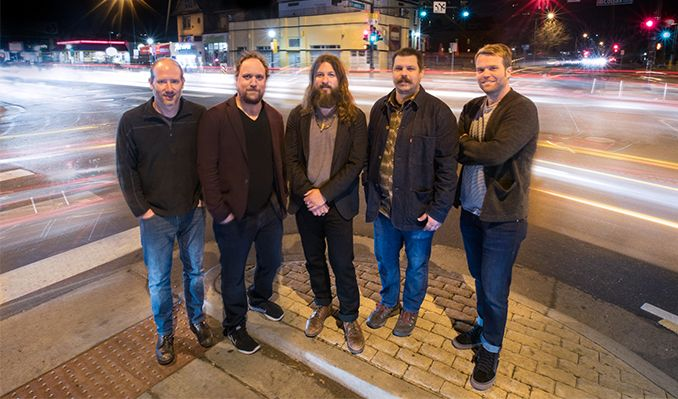 Greensky Bluegrass Tickets At The Warfield In San Francisco