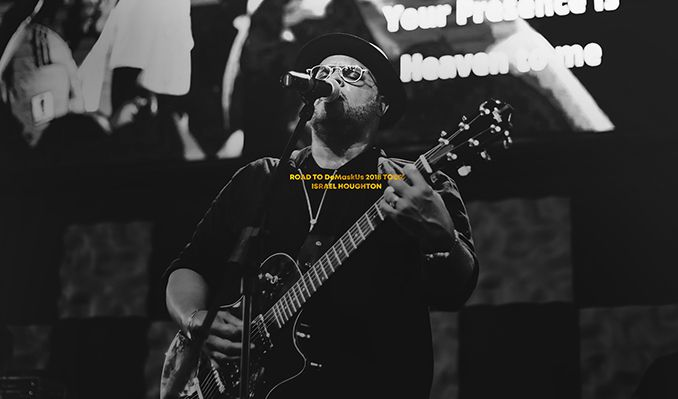 Israel Houghton tickets at Ferguson Hall at the David A. Straz Center, Jr. Center in Tampa