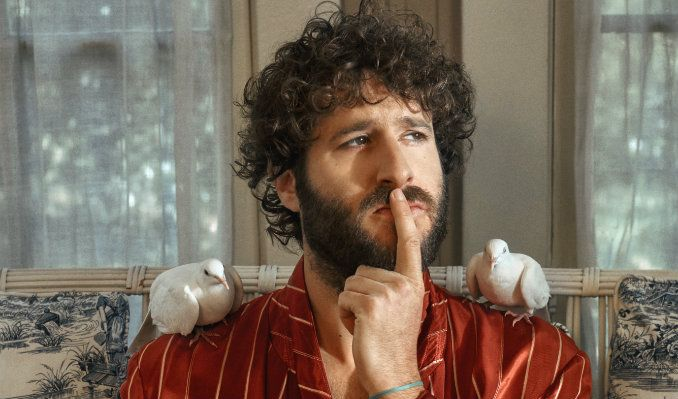 Lil Dicky tickets at Shrine Expo Hall in Los Angeles