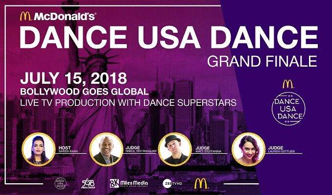 McDonald's Dance USA Dance tickets at PlayStation Theater in New York