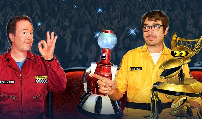 Mystery Science Theater 3000 tickets at The George Washington University Lisner Auditorium, Washington tickets at The George Washington University Lisner Auditorium, Washington