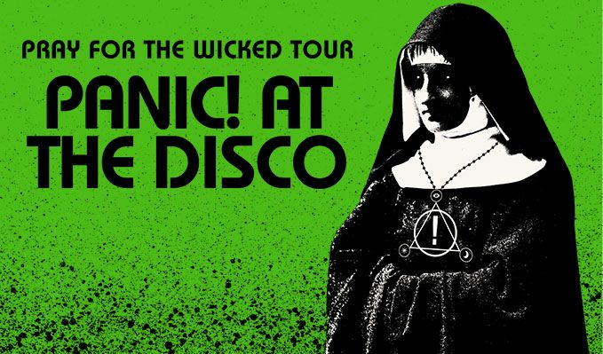 Panic! At The Disco tickets at Times Union Center in Albany