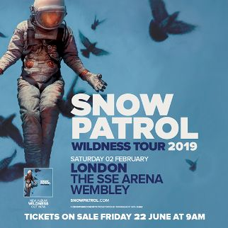 Snow Patrol - EXTRA DATE ADDED