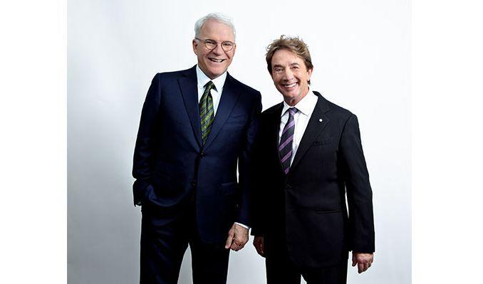 Steve Martin and Martin Short tickets at Bell Auditorium, Augusta