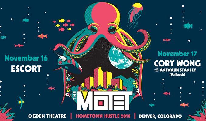 The Motet tickets at Ogden Theatre in Denver