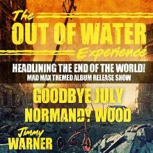 The Out of Water Experience: Album Release Party tickets at Rams Head Live! in Baltimore