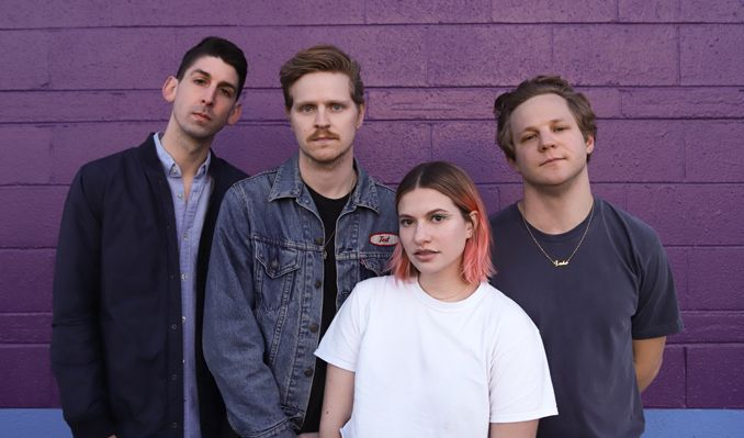 Tigers Jaw tickets at The Sinclair, Cambridge