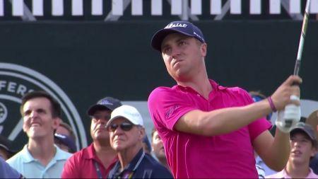 Justin Thomas wins 99th PGA Championship