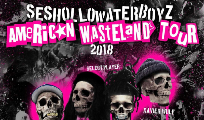 seshollowaterboyz tickets at Rams Head Live! in Baltimore