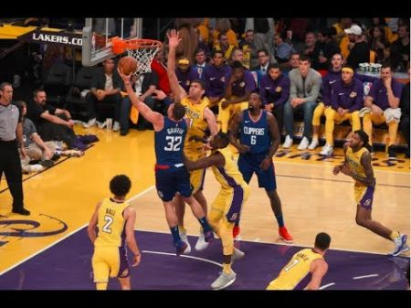 LA Clippers giving away free magnet schedule against Utah Jazz