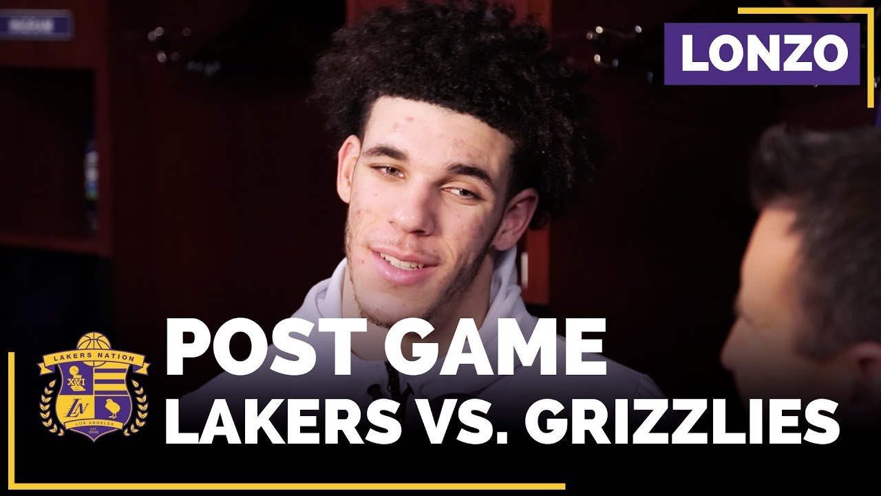 Los Angeles Lakers riding youth to hot start