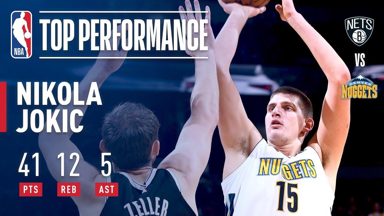 Nikola Jokic key to Denver Nuggets' success