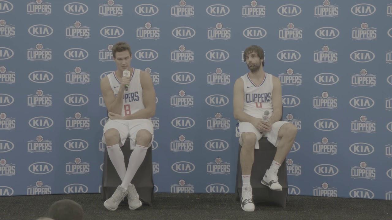 LA Clippers plan for Danilo Gallinari, Milos Teodosic to rejoin team