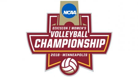 The NCAA Women's Volleyball Championship will take place at the Target Center in Minneapolis, MN in 2018.