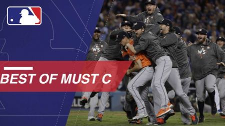 Top 10 moments of the 2017 MLB season
