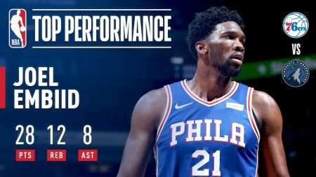 Philadelphia 76ers' Joel Embiid planning Christmas Day return