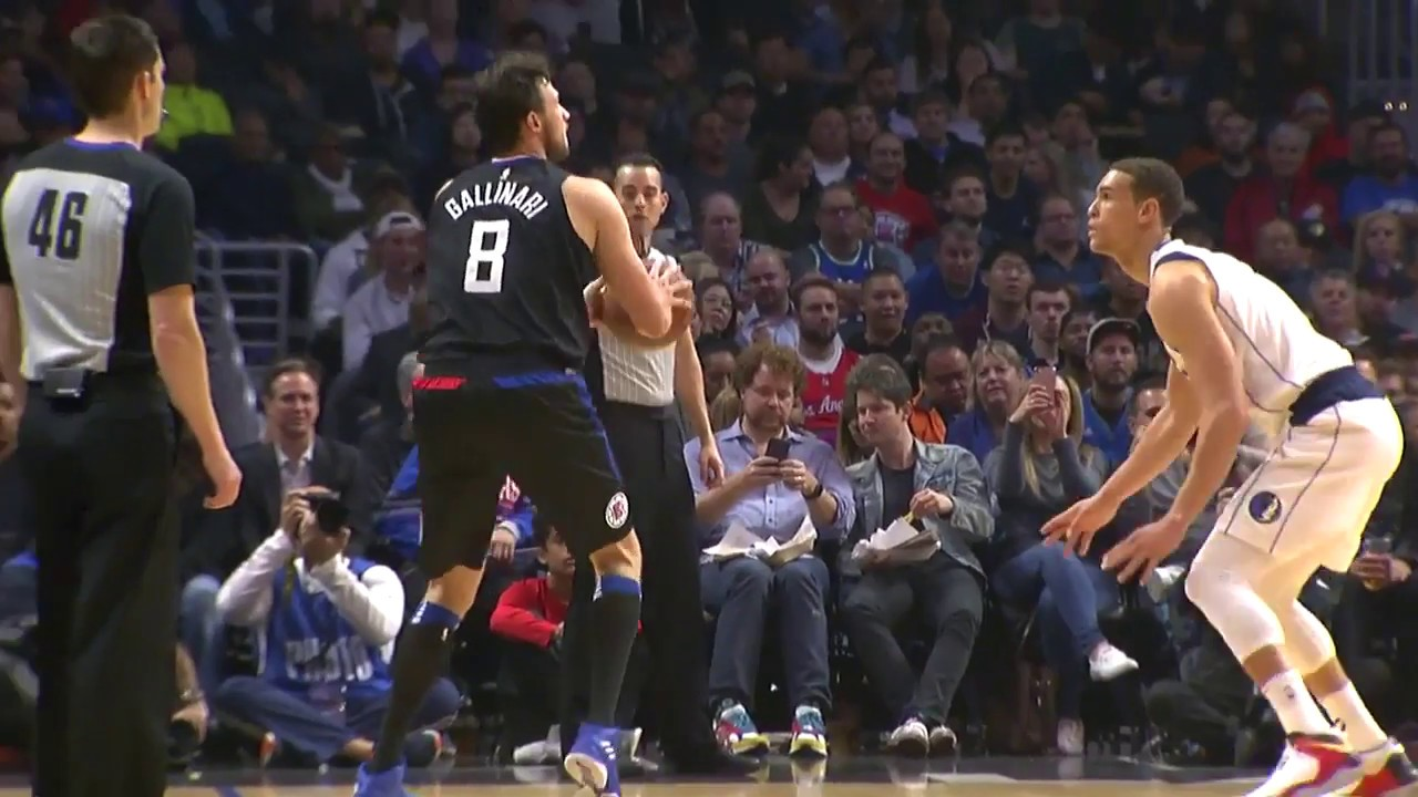 LA Clippers seeking playoffs with current group