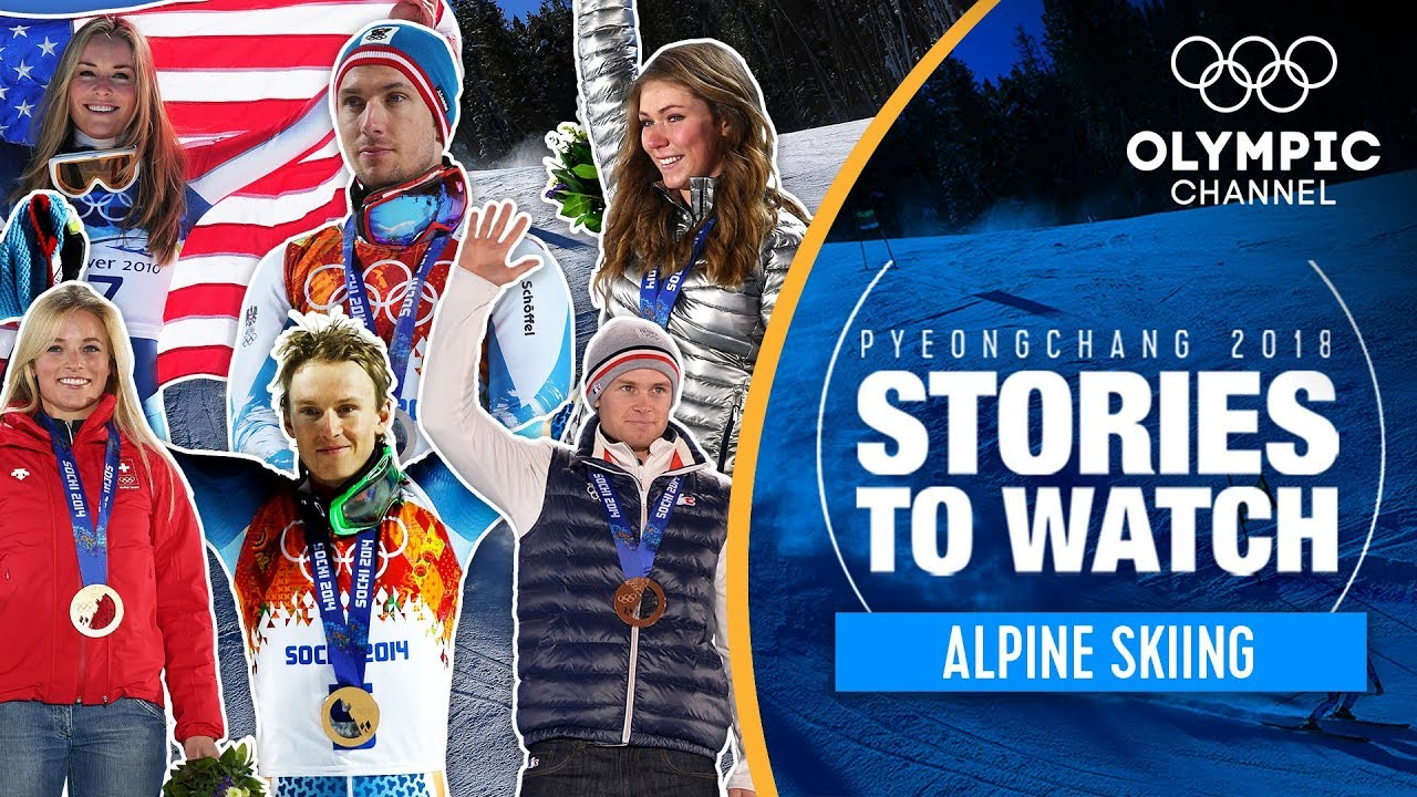 Winter Olympics 2018 winners: Alpine Skiing