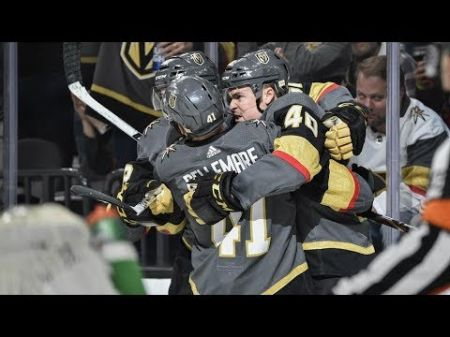 Vegas takes care of business at T-Mobile Arena against Chicago, Edmonton